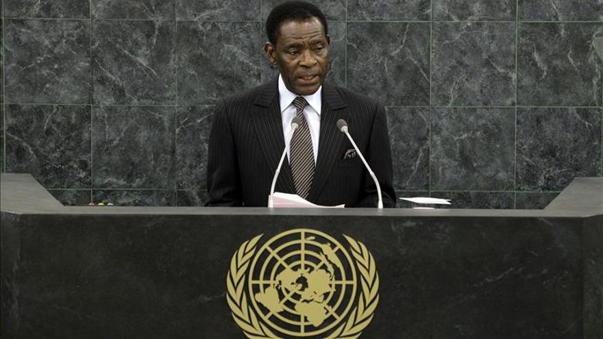 Teodoro Obiang asistirá el lunes al funeral de Estado por Adolfo Suárez