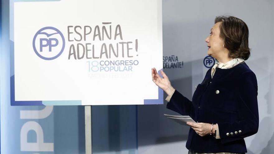 """""""España adelante!"""", lema del próximo Congreso Nacional del PP"""