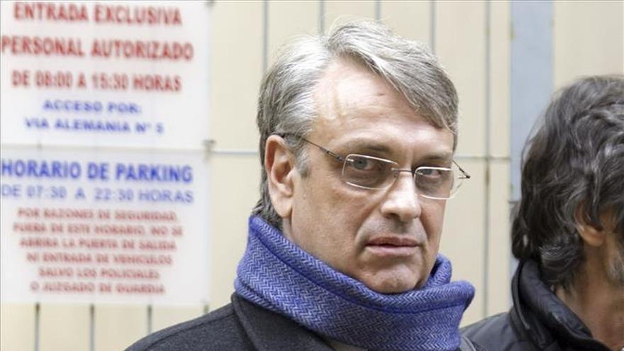 Miguel Tejeiro queda absuelto del caso Nóos