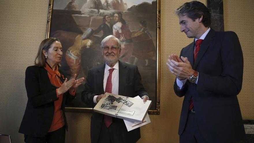 """Pastor destaca el """"liderazgo"""" en el mundo de la ingeniería civil española"""