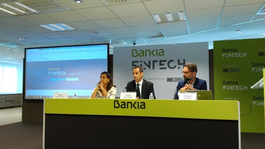 Bankia impulsa la primera incubadora 'fintech' de España para empresas y proyectos tecnológicos
