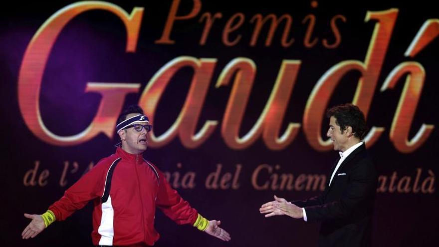 Arranca la gala de los Premios Gaudí con una gélida alfombra roja