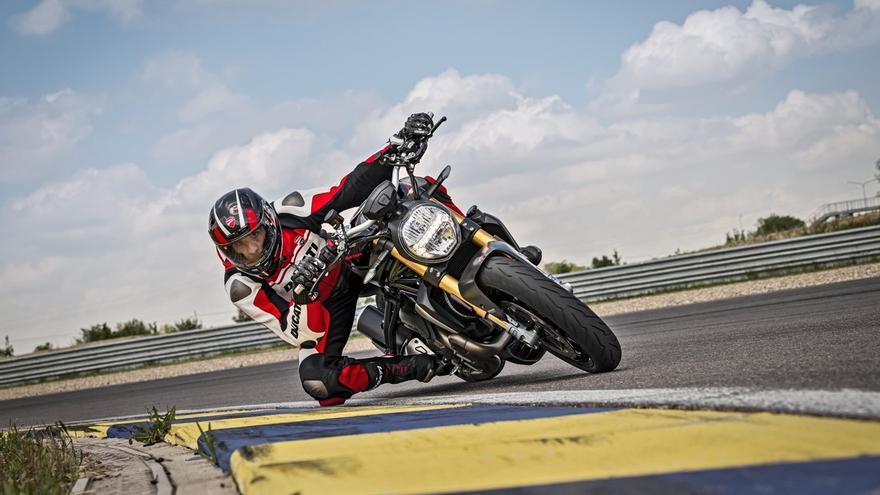 Ducati lanza un nuevo esquema de color para uno de sus modelos más representativos, la Monster 1.200 S.
