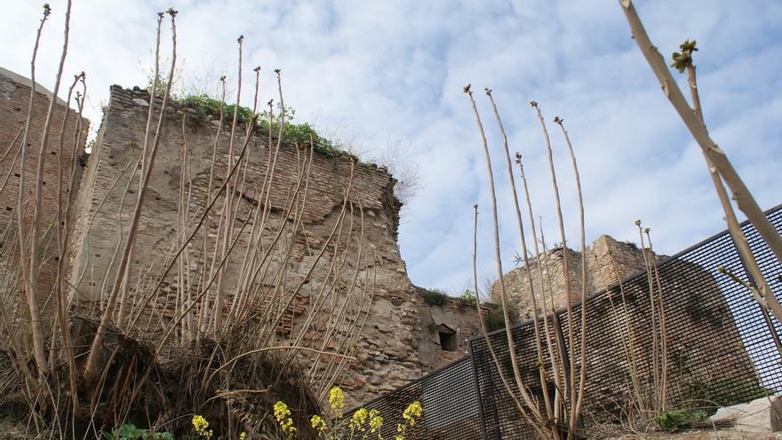 El Gobierno adjudica las obras de consolidación y restauración de las murallas del Albaicín