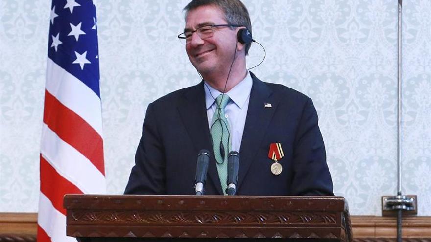 El secretario de Defensa de Estados Unidos llega a Bagdad