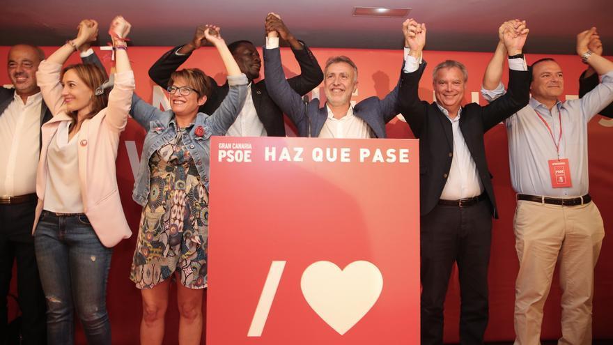 Resultado de imagen de partido socialista canario