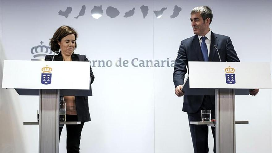 El Gobierno central y el de Canarias logran un acuerdo sobre el régimen fiscal