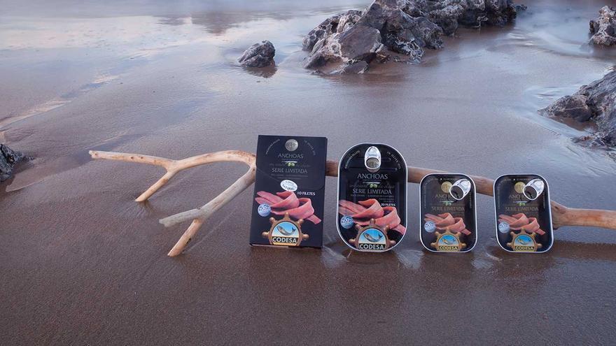 Las anchoas Codesa de serie limitada han ganado el premio a mejor sabor   CODESA