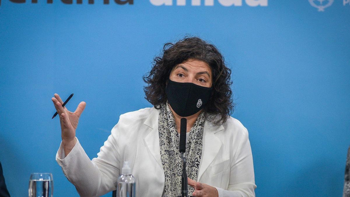 La ministra de Salud, Carla Vizzotti, se reunió con sus pares de todas las provincias en el Consejo Federal de Salud.