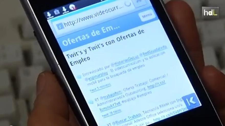 App creada por un dinamizador Guadalinfo de Granada