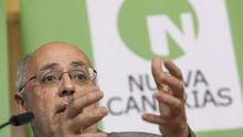 Morales espera no tener que devolver las competencias de la Carretera de La Aldea