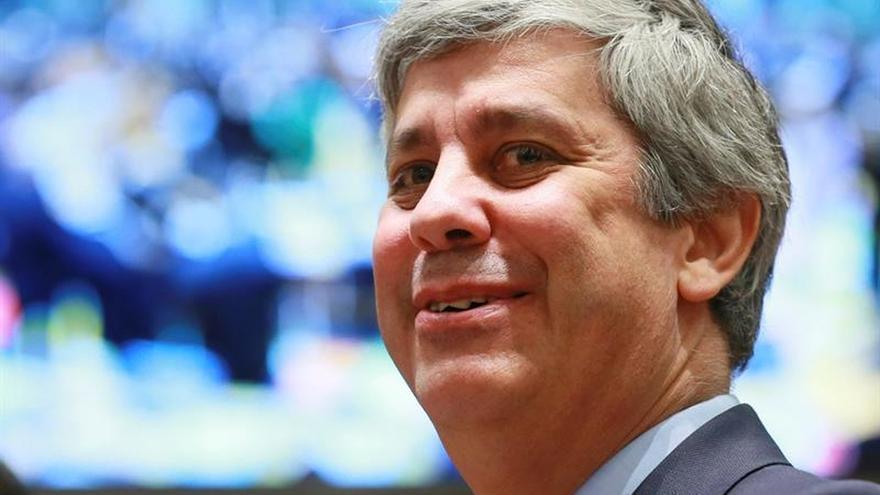El portugués Mario Centeno, elegido nuevo presidente del Eurogrupo