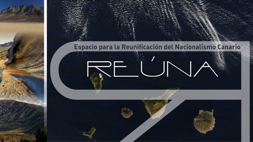 Nace 'Reúna', por la reunificación del nacionalismo canario.