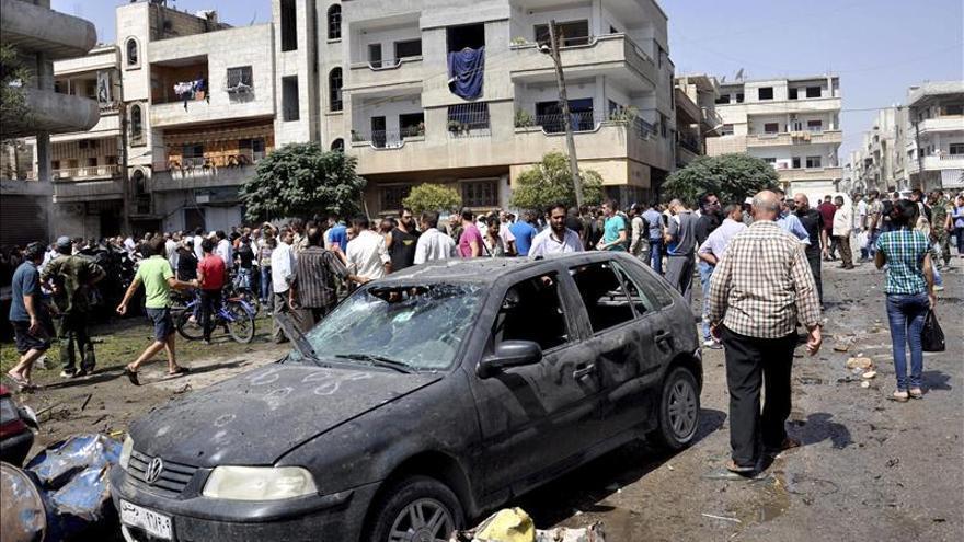 El EI toma una localidad de Homs y causa bajas en las filas del régimen sirio