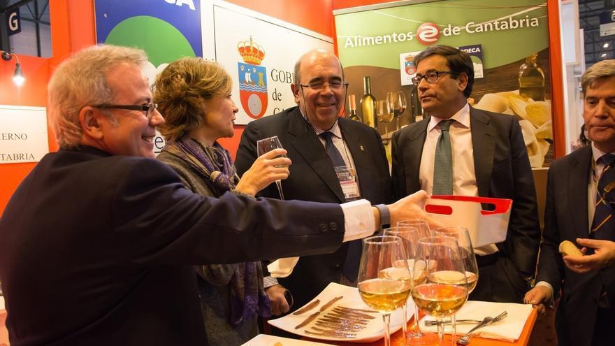 21 empresas cántabras participan en el XXXI Salón Internacional del Club de Gourmets en Madrid
