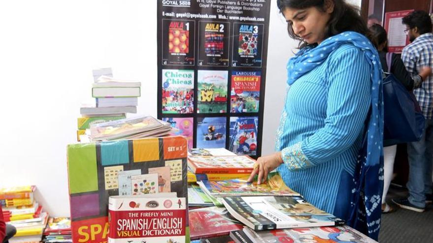 Los Cervantes de Asia celebran el Día del Español con actividades y fiesta