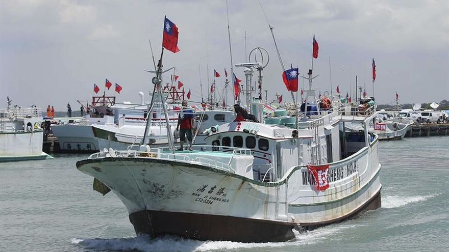 Taiwán no aceptará exigencias chinas aun bajo represalias, dice su presidenta