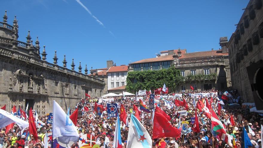 """El BNG propone una ponencia parlamentaria para lograr """"un nuevo estatus"""" donde Galicia """"emerja como nación"""""""