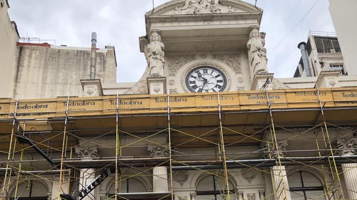 Reconstruyendo: el Banco Central busca recomponer reservas al tiempo que redecora su fachada