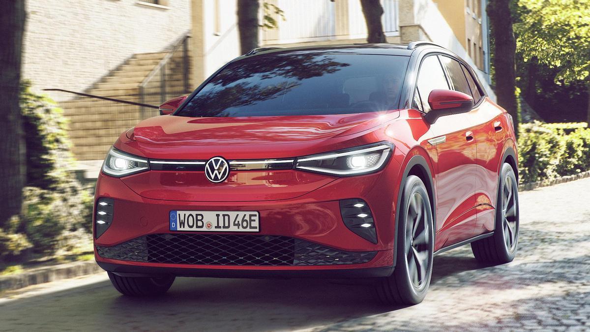 Volkswagen ID.4 GTX.