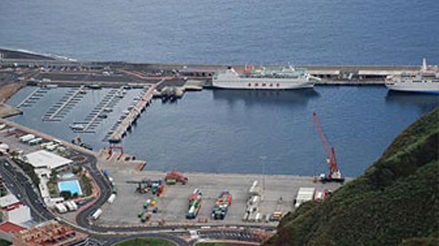 Puerto de Santa Cruz de La Palma. (CANARIAS AHORA)