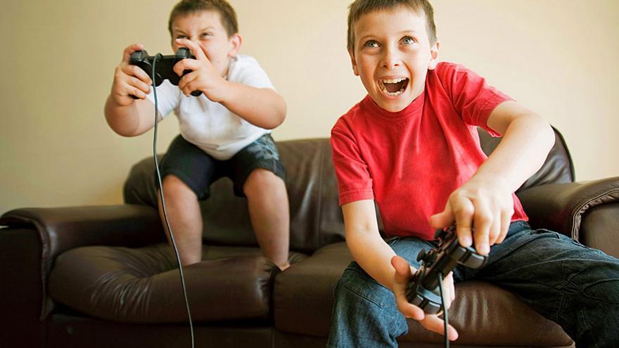 efectos negativos videojuegos