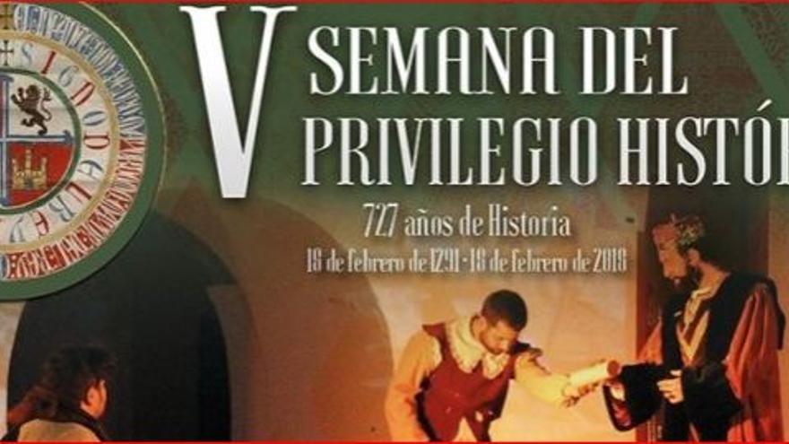 Casar Cáceres Sancho IV Privilegio 2018
