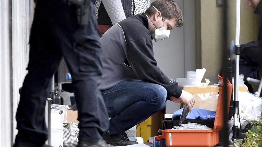 Vídeos extremistas en el ordenador de presuntos islamistas detenidos en Alemania