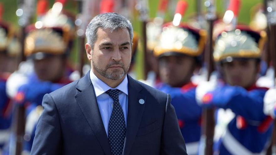 """Paraguay alienta al """"valiente pueblo de Venezuela"""" en su levantamiento"""