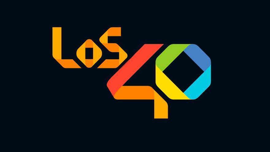 Logo de Los 40