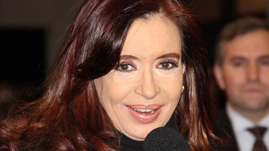 La presidenta argentina retomará sus funciones el próximo día 18