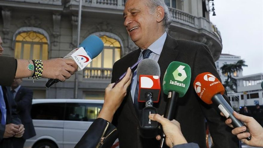 F.Díaz será hoy presidente de la Comisión de Exteriores con rechazo general