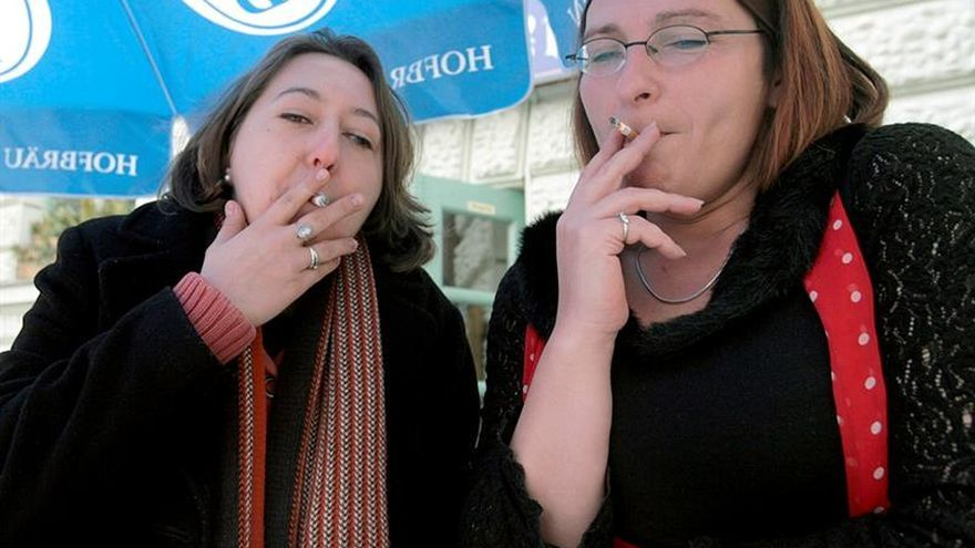 Un 9 por ciento de mujeres que pide tratarse de una adicción es por consumo de tabaco y sedantes