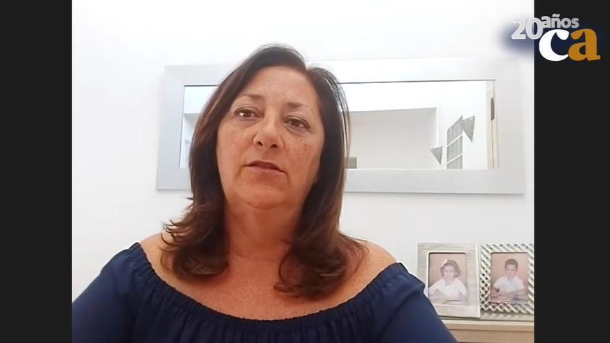 Doris Borrego, presidenta de la ASCAV