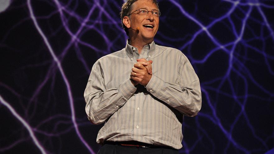 Bill Gates. Foto: Gisela Giardino / Flickr