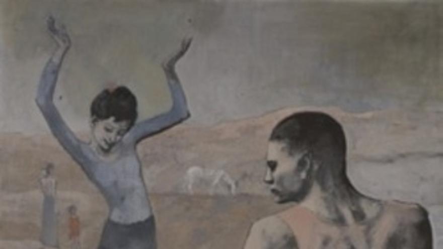 'La Acróbata De La Bola' De Picasso