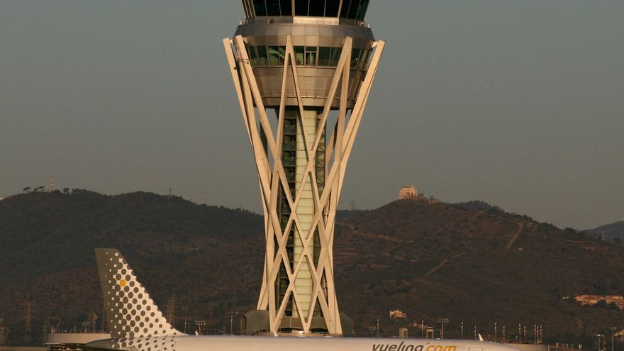 Torre de control de Barcelona-El Prat