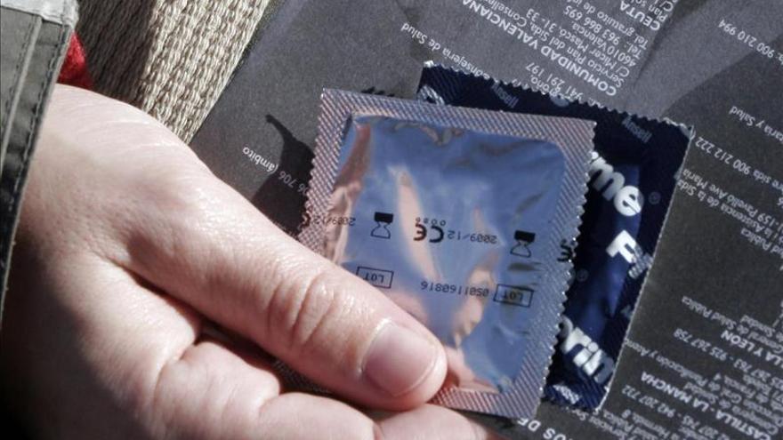 La mayoría de las españolas elige el preservativo pero el 25 por ciento lo usa sólo a veces