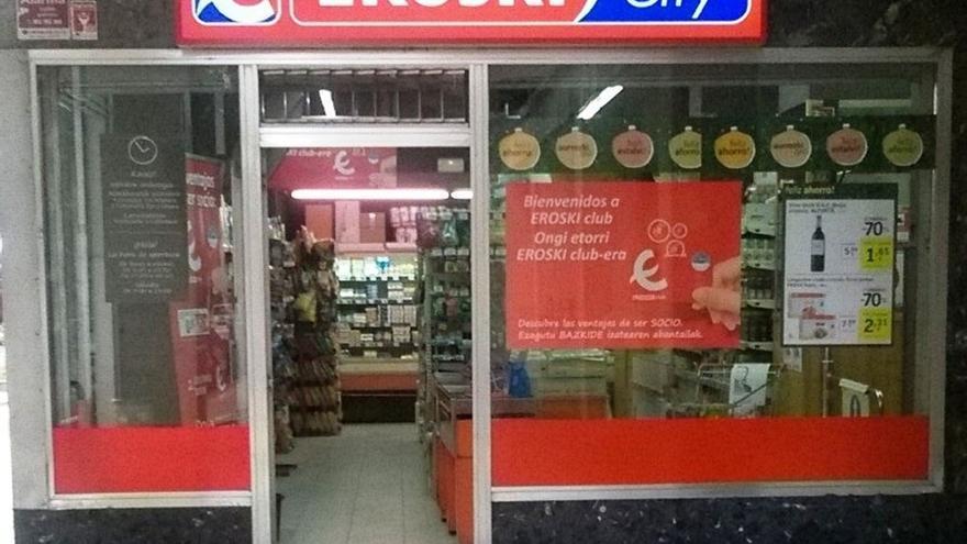 Eroski abre un supermercado franquiciado en Pasaia (Gipuzkoa)