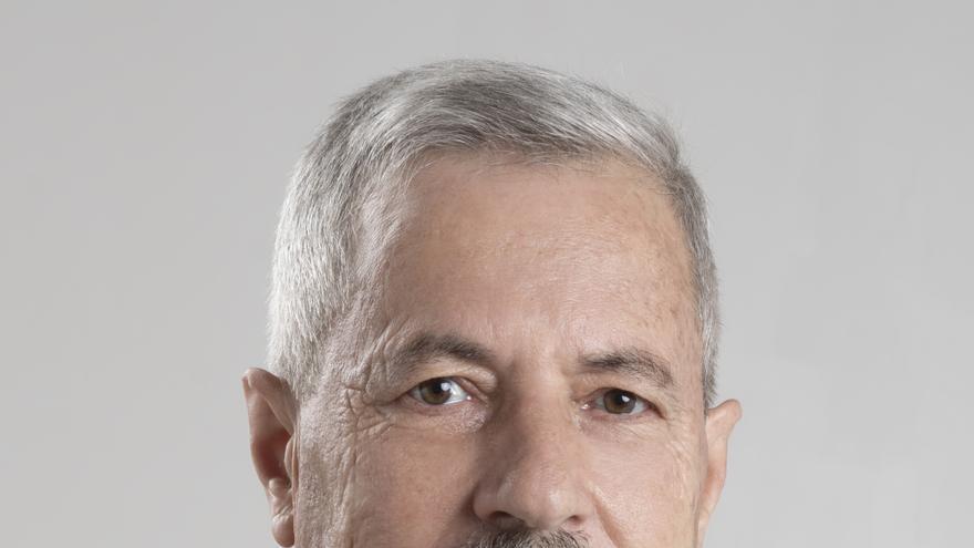 José Luis Concepción, candidato de Canarias por el Progreso a la Presidencia del Cabildo de La Palma y Parlamento de Canarias.