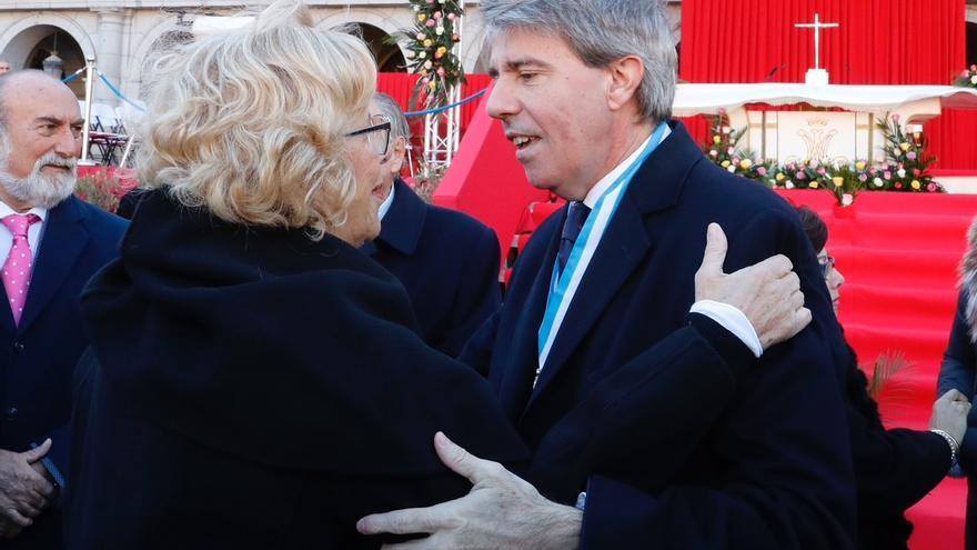 """Garrido dice que relación entre Ayuntamiento de Madrid y Comunidad está en su """"mejor momento"""""""