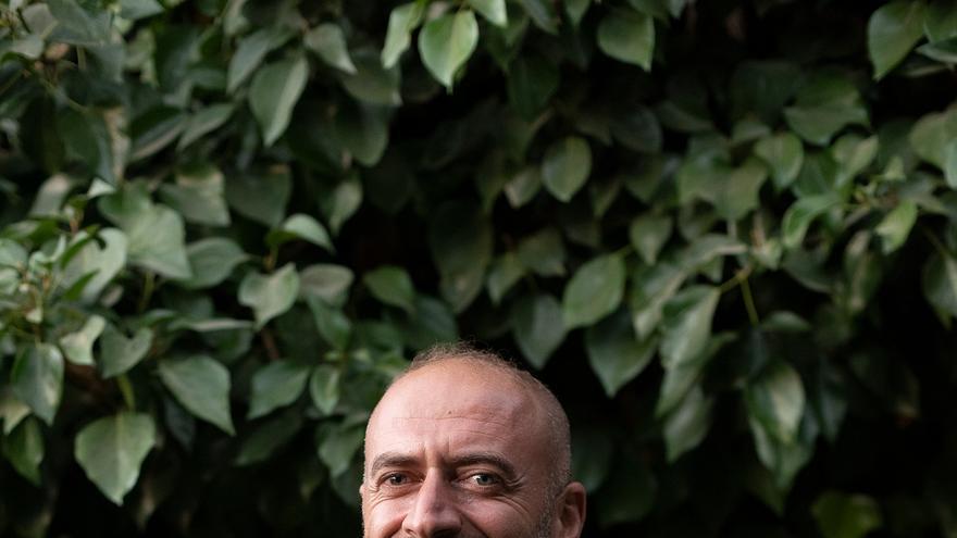 Ahmad Safi, fundador del Palestinian Animal League (PAL)