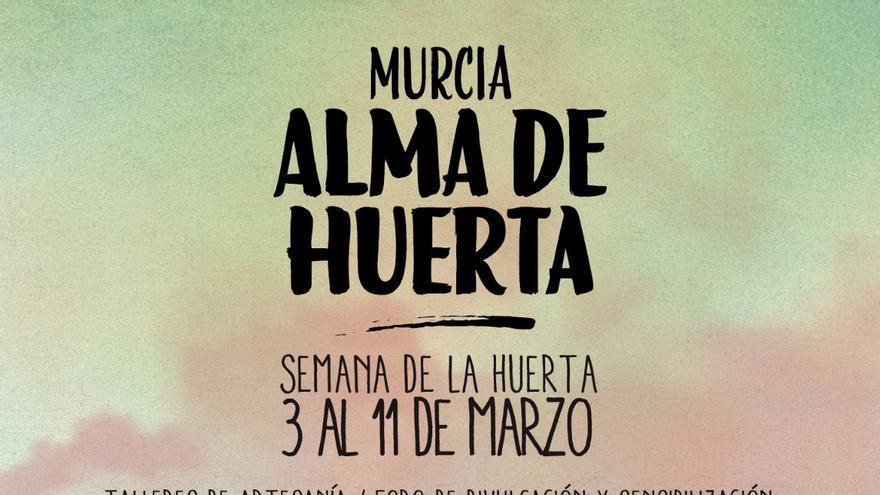 Cartel III edición de la Semana de la Huerta