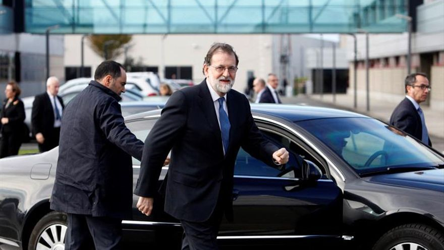 Rajoy: Tras el 155 hoy estamos mucho mejor porque todos han cumplido su deber