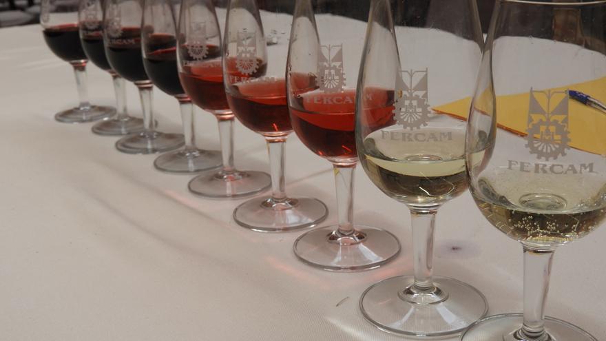 Concurso de Vinos en Manzanares (Ciudad Real)