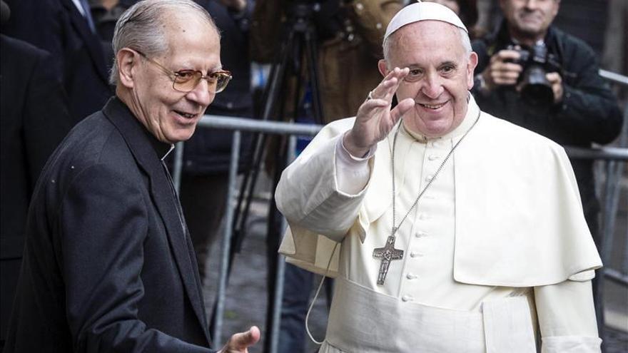 El papa viajará a Tierra Santa del 24 al 26 de mayo