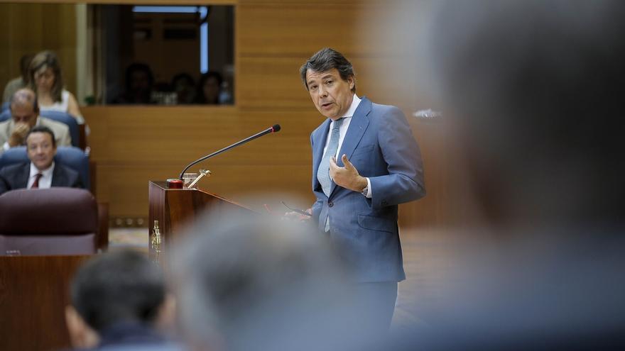 """Ignacio González recuerda a Navarra que aportar a la solidaridad nacional es """"un mandato constitucional"""""""