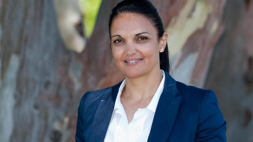 Susa Armas, alcaldesa de Los Llanos de Aridane.