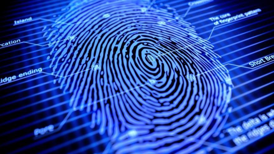 Análisis digital de una huella dactilar, según Samsung