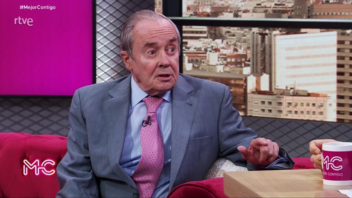 José Antonio Maldonado en 'Mejor contigo'